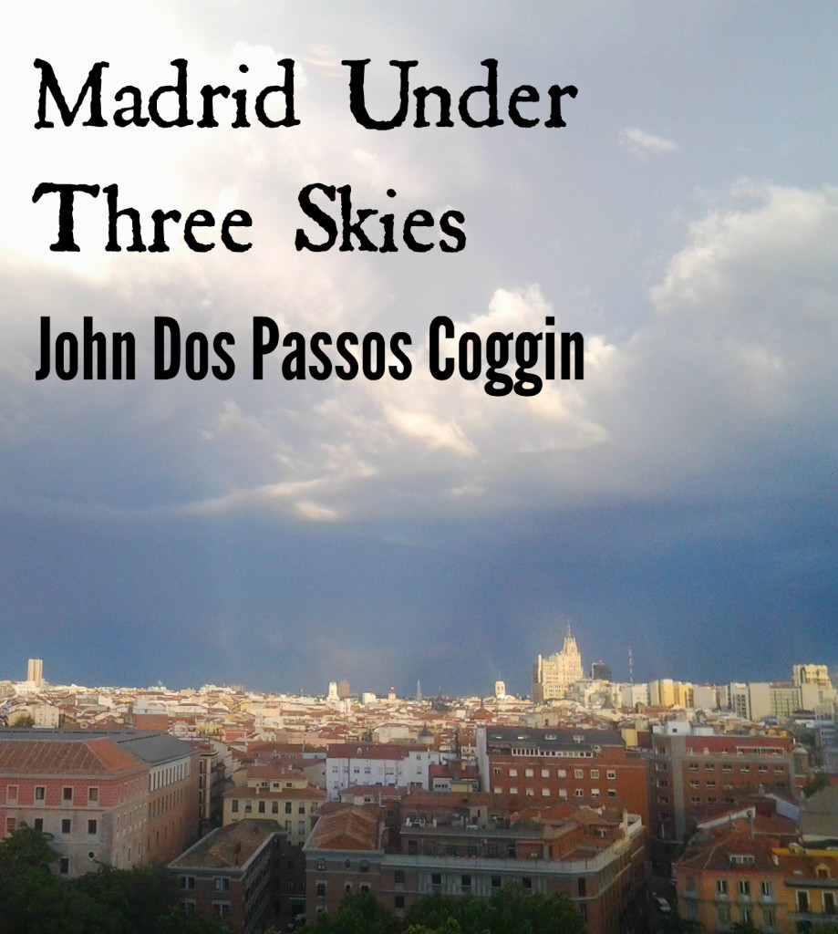 Madrid Under Three Skies - Cover