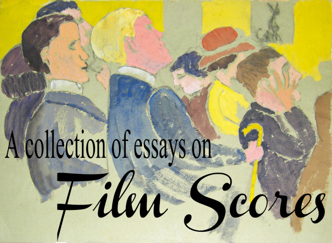 Forthcoming Essays on Film Scores