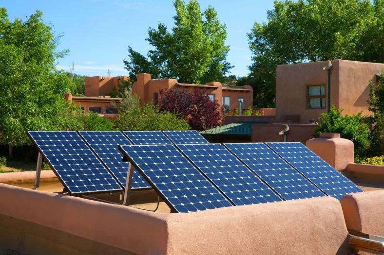 Solar in New Mexico