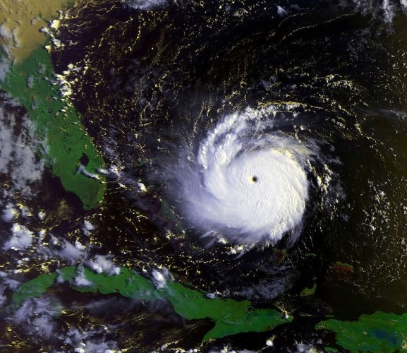 More on Hurricane Andrew