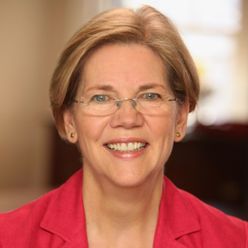 "Elizabeth Warren, ""She Persisted"""