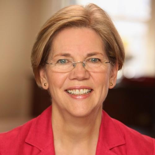 "Elizabeth Warren, ""She Persisted"""