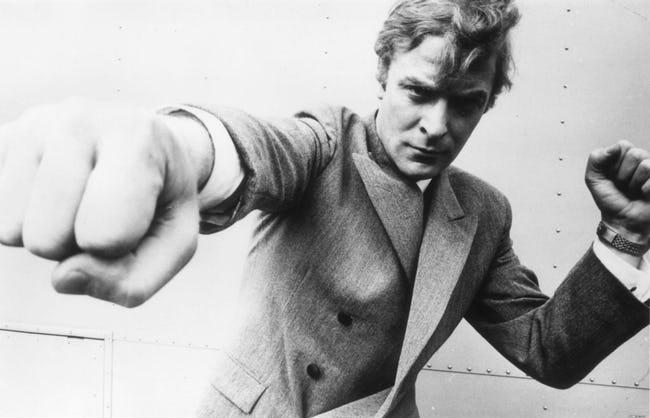 Michael Caine: A Film Journey