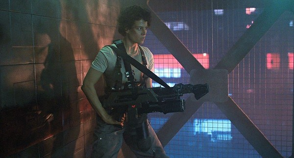 Lessons for Writers: James Cameron's Film, Aliens (1986)