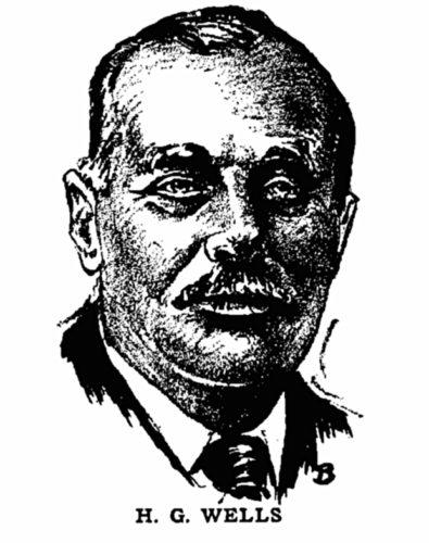 H.G. Wells and John Dos Passos