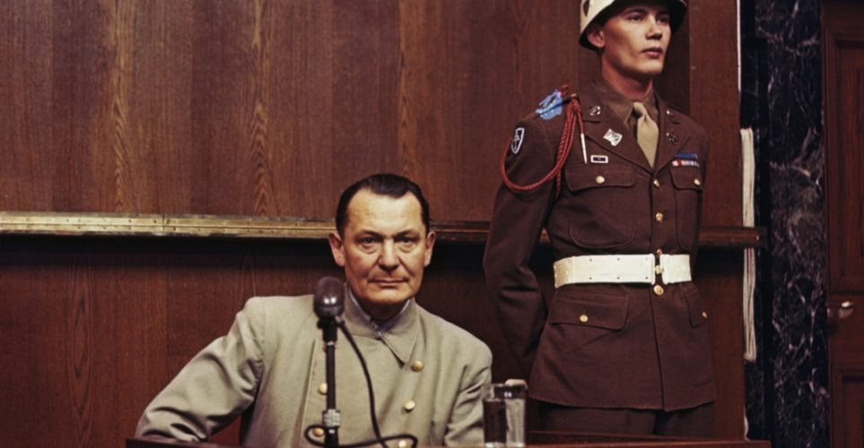 John Dos Passos Reports at Nuremberg