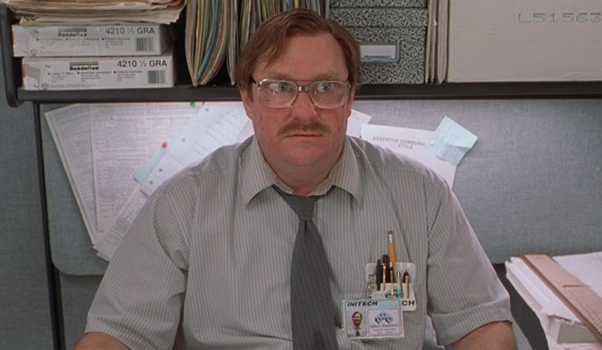 Office Space: Notes on a Screenplay